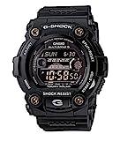 Часы Casio G-Shock на солнечной энергии и радиоуправлении GW-7900B-1ER