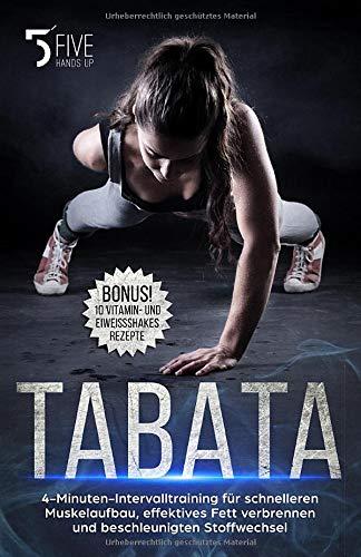 Табата: 4 минутный интервал тренировки для быстрого наращивания мышечной массы, эффективного сжигания жира и ускоренного метаболизма