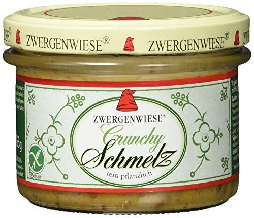 Zwergenwiese Bio Crunchyschmelz, 165 g