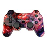 PS3 Controller Wireless Double Shock Gamepad für...