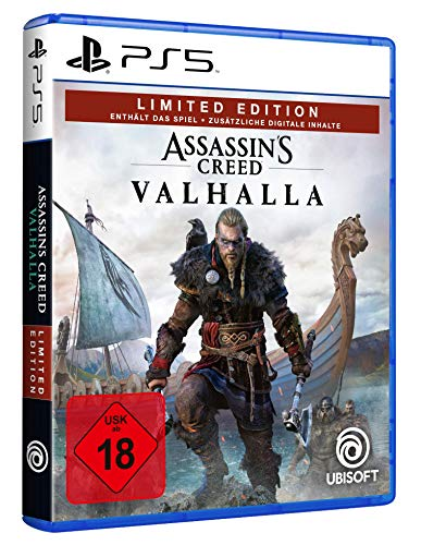Assassin's Creed Valhalla Limited Edition - exklusiv...