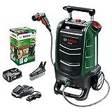 Limpiador de exteriores con batería Bosch Fontus (1 batería (2,5 Ah), máx ....