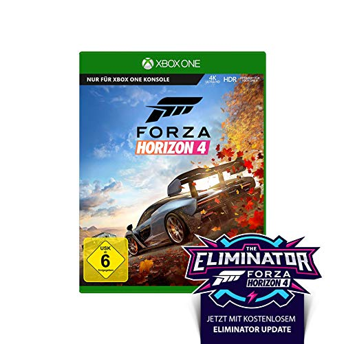 "Forza Horizon 4 – Standard Edition - [Xbox One] | inkl. ""The Eliminator"" Update"