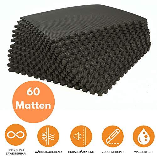 bonsport Schutzmatten-Set - 60 x Puzzle Matte á 40 x...