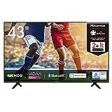 Hisense 43AE7000F 108cm (43 inch) tv (4K Ultra HD, ...