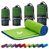 Juego de toallas de microfibra Fit-Flip - en todos los tamaños / ...