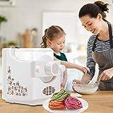 TTLIFE Automatische Nudelmaschine 180W Elektrische Pasta Maker Machen ie 450g Hausgemachte Nudeln in 10...