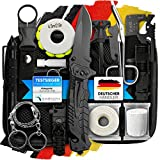 Jungle Monkey® Premium Survival Kit [13er Set] - [NEU 2021] - Mit hochwertigem...