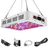 HELESIN 1000W LED Pflanzenlampe mit Veg/Bloom Schalter,...