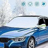 Autoscheibenabdeckung Winter Frontscheibenabdeckung Auto Scheibenabdeckung...