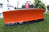 Snow plow lawn tractor ride-on mower Quad 100x40