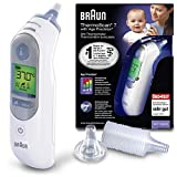 Braun ThermoScan 7 Infrared Ear Thermometer IRT6520