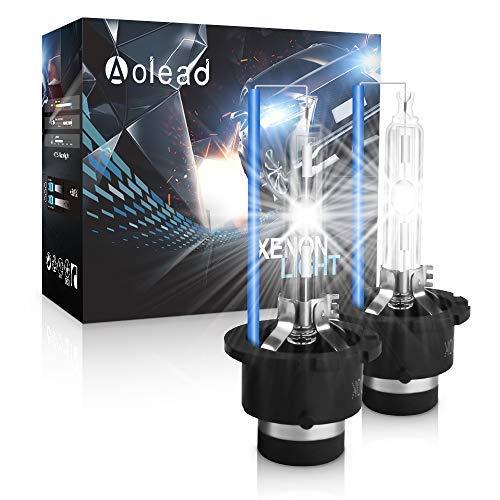 8000K 2 Lampen D2S Xenon Brenner Aolead Hid Xenon Scheinwerferlampe 12V 35W