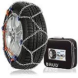 RUD snow chains RUDcompact GRIP, Gr. 4055, 1 pair [Art. 4716965]