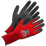 Arbeitshandschuhe - 6 Paar Größe 10 / XL Arbeitsschutz KORSAR® Kori-Red...