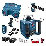 Boschev profesionalni rotacijski laser GRL 300 HV (rdeč ...
