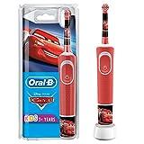 Oral-B Kids Cars Elektrische Zahnbürste für Kinder ab 3 Jahren, kleiner...