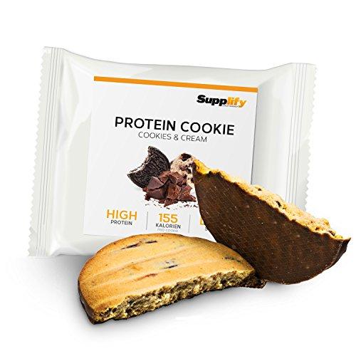 Только белковое печенье 155 ккал печенье и кремоподобные протеиновые батончики с сывороточным протеином 6x 40g батончики