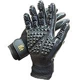 PET MAGASIN Haustier Fellpflege Handschuhe – Haar- &...