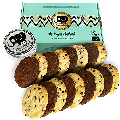 Vegan Cookies Bio Kekse: 17 Vanille-Schokoladen und...