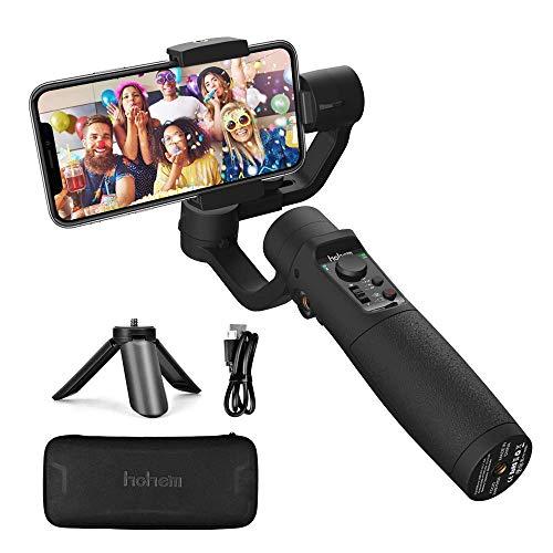 Smartphone Gimbal Stabilisator - Hohem 3-Achsen Handy Gimbal Stabilizer mit...