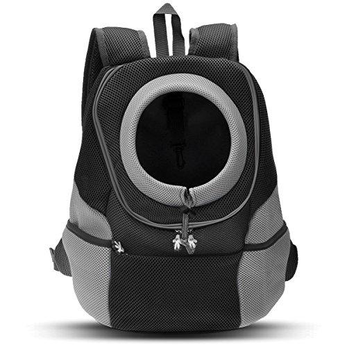 PETCUTE Rucksack für Haustier haustiertragetasche Rucksack Haustier Tasche für...