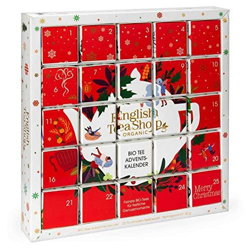 English Tea Shop - Puzzle Tee Adventskalender 'Red...