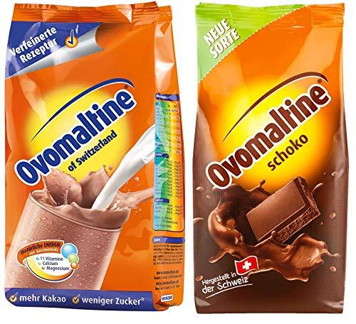 Probierpaket Ovomaltine'Swissmade' Getränkepulver 2er Pack
