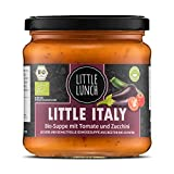 Органический суп Little Lunch Little Italy | 350 мл | 100% ...