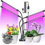 Aerb Pflanzenlampe LED, 4 Heads 80LEDs Pflanzenlicht...