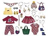 BABY Born 826713 advent calendar, colorful