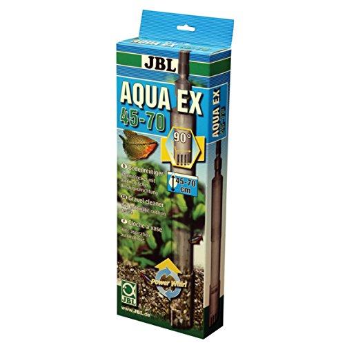 JBL Aqua Ex Set 45 - 70 cm Höhe 61410 Bodenreiniger für Aquarien mit automatischer Ansaugvorrichtung