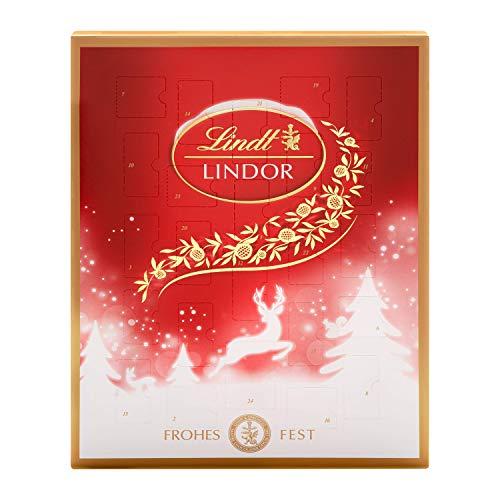 Lindt Lindor Adventskalender (24 verschiedene...