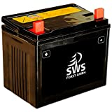 Ready-to-use battery for all MTD lawn tractors 12 V 16Ah and others