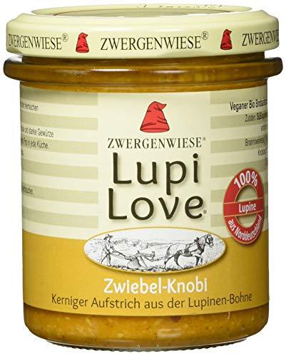 Zwergenwiese LupiLove Zwiebel-Knobi, 6er Pack (6 x 165 g)