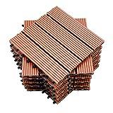 wolketon terrastegels WPC hout kunststof tegels 30x30 ...