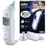 Braun ThermoScan 5 Infrared Ear Thermometer IRT6020
