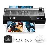 BFULL 6-in-1 laminator with touchscreen, machine set laminator, A4, corner rounder, ...