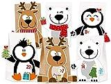 KuschelICH advent calendar to fill polar bear reindeer ...