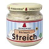 Zwergenwiese Bio Bärlauch Streich (6 x 180 gr)