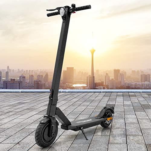 ECD Germany City Explorer E-Scooter Scooter mit Straßenzulassung eKFV Elektroscooter Modell 2020 Elektroroller - 250W - bis 20km/h - 30km Reichweite...