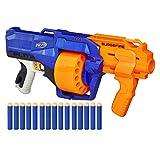 Hasbro E0011EU4 - N-Strike Elite Surgefire toy blaster, with drum magazine