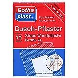 GOTHAPLAST douchepleisters XL 70mmx48mm, 10 stuks