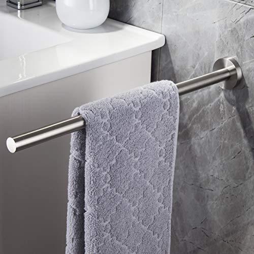 ganchos para toallas de Aeegulle cocina ba/ño 4 piezas impermeable y resistente a la corrosi/ón Hamosky Toallero de pieles para oficina Gancho de pared pegajoso inodoro