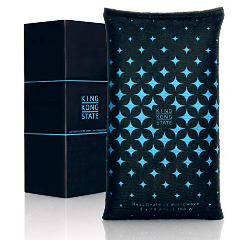 King Kong State ® Luftentfeuchter für Autos - Entfeuchter-Kissen für...