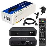 MAG 322w1 Original Infomir & HB-DIGITAL IPTV Sæt TOP Box med WiFi WiFi integreret 150 Mbps (802.11 b / g / n) Multimediaspiller Internet TV IP-modtager ...