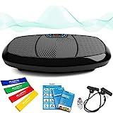 Bluefin Fitness Dual-Motor 3D Vibrationsplatte | Extra...