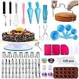 Alpacasso-accessoires voor het versieren van cake 238 STUKS ...