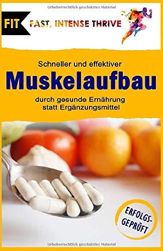 Быстрое и эффективное наращивание мышц за счет здорового питания вместо добавок