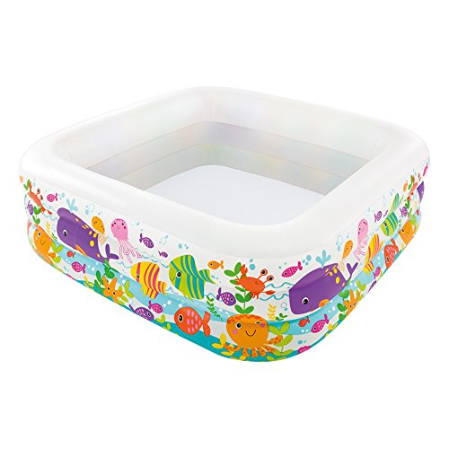 Intex See Aquarium Pool - Kinder Aufstellpool -...